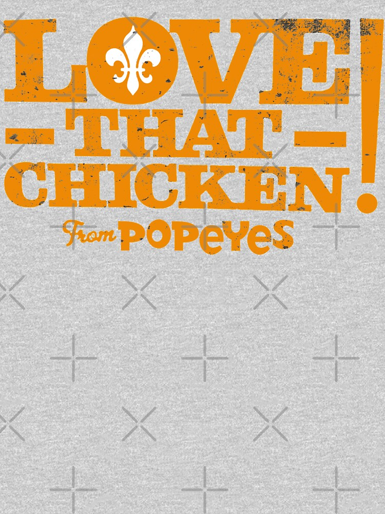 Love That Chicken from Popeyes by SoCalKid