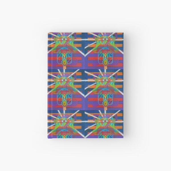 Hexagram 14-Ta Yu (Wealth) Hardcover Journal