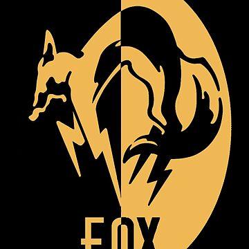FoxHound logo by CullBot