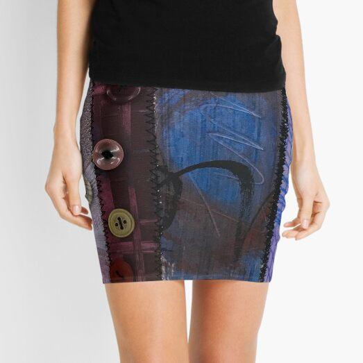 Spherical Science Mini Skirt