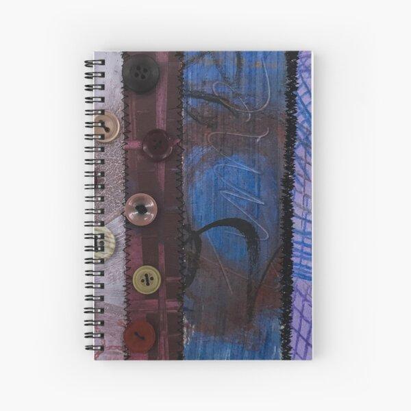 Spherical Science Spiral Notebook