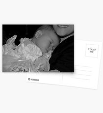 Christening Postcards