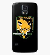 FOXHOUND 2 Case/Skin for Samsung Galaxy
