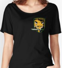 FOXHOUND 2 Women's Relaxed Fit T-Shirt