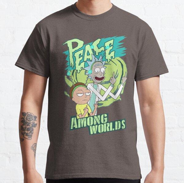 """Frieden zwischen den Welten"" Classic T-Shirt"