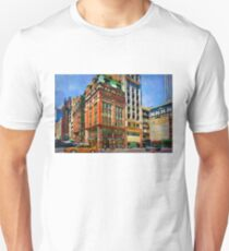 Manhattan Street Scene T-Shirt
