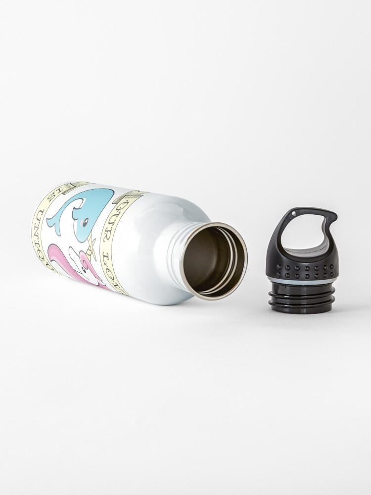 Alternate view of Unique Love Water Bottle