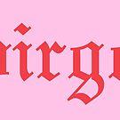 virgo by lolosenese