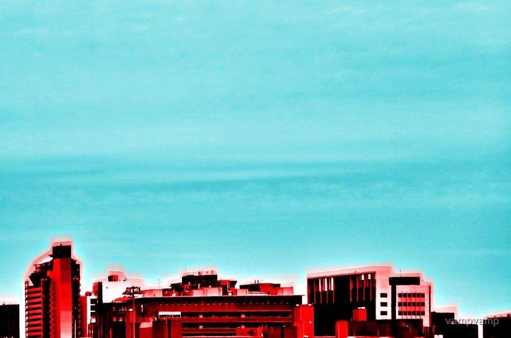 urbanomic by vampvamp