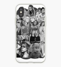 Olsen Twins Collage iPhone Case