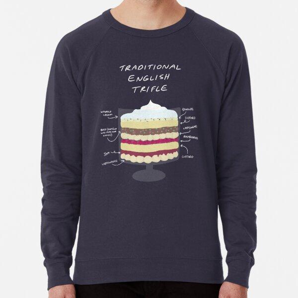 Traditional English Trifle Lightweight Sweatshirt