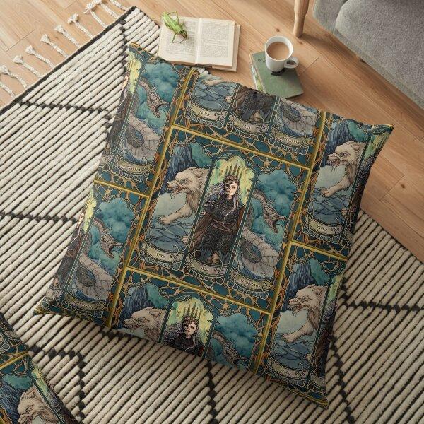 Cursed children Floor Pillow