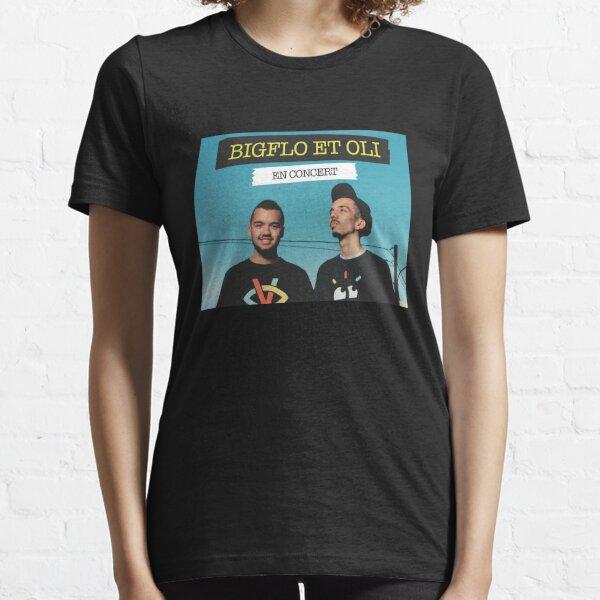 bigflo et oli en concert MERCH T-shirt essentiel