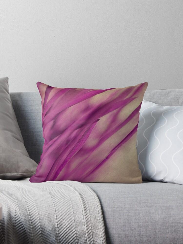 Pink Blades II by Priska Wettstein