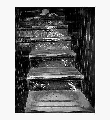551 Steps Photographic Print