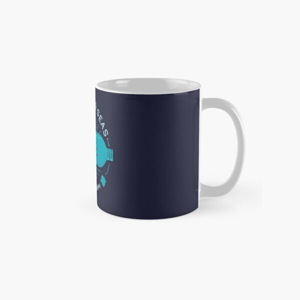 Save Arrr Seas Classic Mug