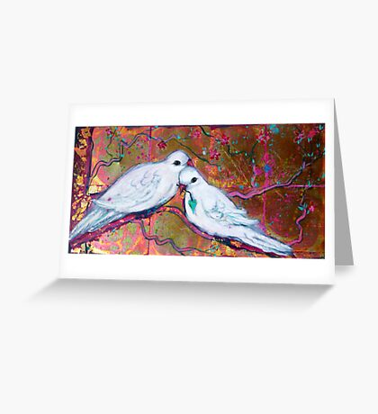 Loving Peace Greeting Card