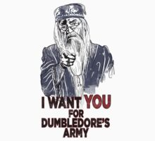 TShirtGifter Presents: Dumbledore's Army - Harry Potter Shirt