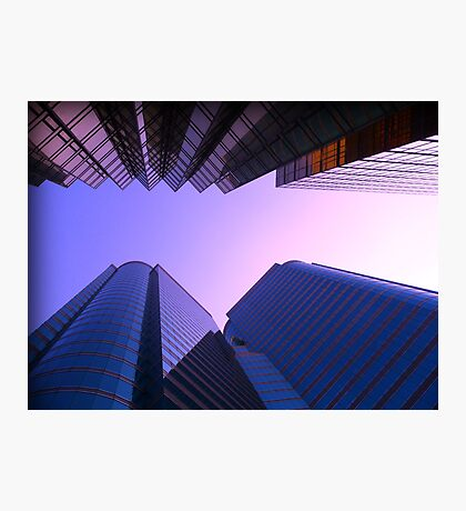 Hong Kong Giants Photographic Print