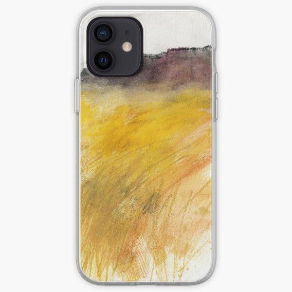 Millstone Edge - Peak District Landscape, Derbyshire art iPhone Soft Case