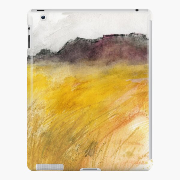 Millstone Edge - Peak District Landscape, Derbyshire art iPad Snap Case