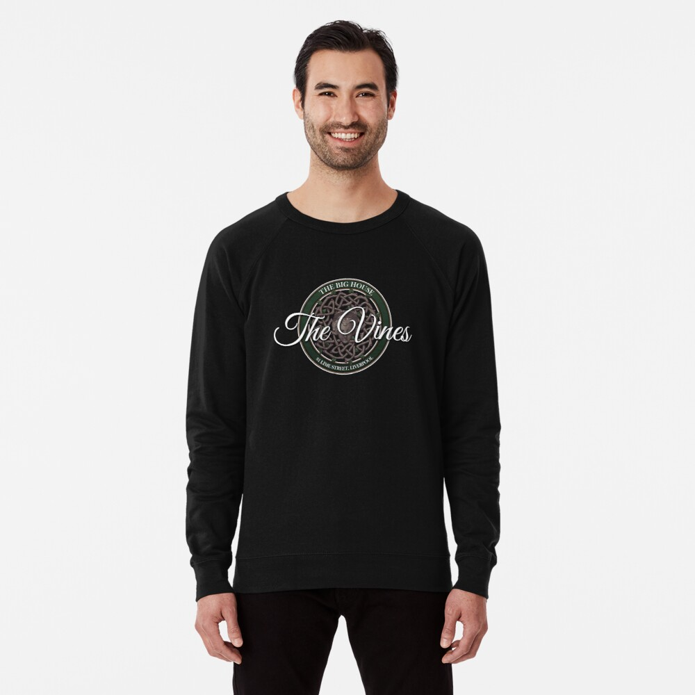 The Vines Logo 002 Lightweight Sweatshirt