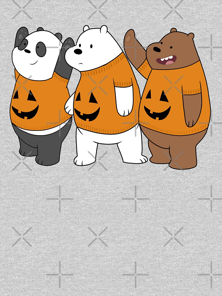 We Bare Bears -  Halloween by ValentinaHramov