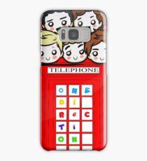 Red Telephone Box Samsung Case Samsung Galaxy Case/Skin