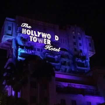 The Hollywood Tower Hotel by jay03042011