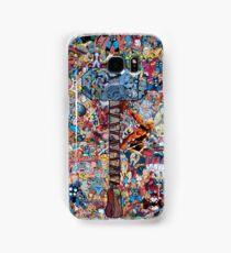 Thor Superhero Comic Samsung Galaxy Case/Skin