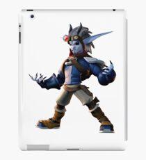 Dark Jak iPad Case/Skin