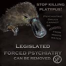Stop killing Platypus by Initially NO