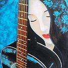 """Soul Sister (2) by Belinda """"BillyLee"""" NYE (Printmaker)"""
