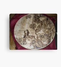 rainforest animals,minilemure,with cormerants Canvas Print