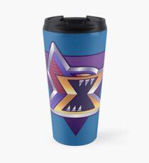 Maverick Logo Reworked Travel Mug