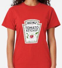 Iconic Heinz Tomato Ketchup Logo design Classic T-Shirt