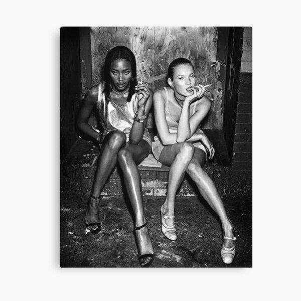 Naomi und Kate I. Leinwanddruck