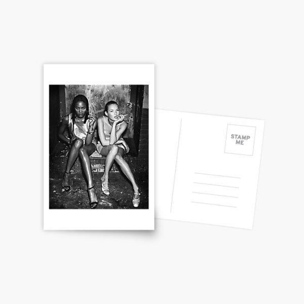 Naomi and Kate I Postcard