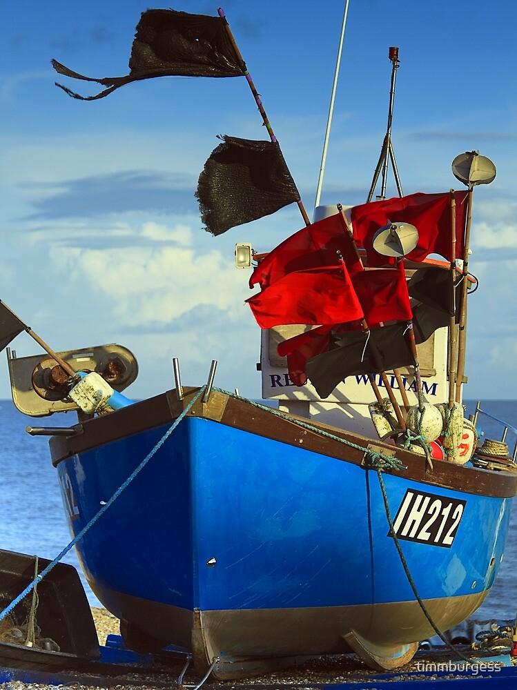Aldeburgh fishing fleet return by timmburgess