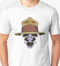 Rorschach - Watchmen Slim Fit T-Shirt