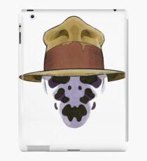 Rorschach - Watchmen iPad Case/Skin