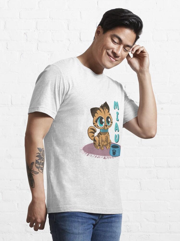 Alternative Ansicht von Miau Essential T-Shirt