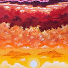 'Sunset As A Divine Gesture' by Jerry Kirk
