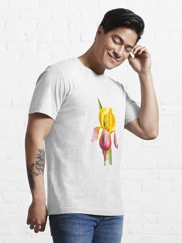 Alternative Ansicht von Nostalgische Lilie Essential T-Shirt