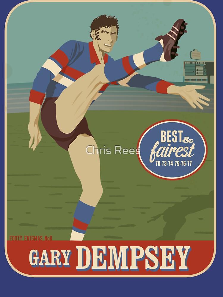 Gary Dempsey - Footscray by 4boat