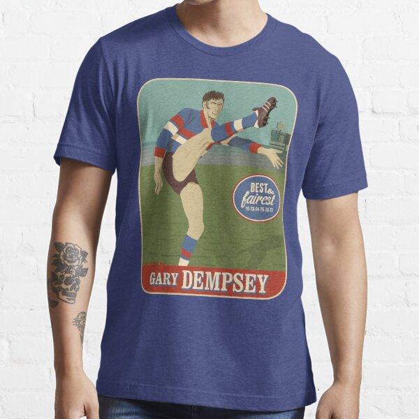 Gary Dempsey - Footscray Essential T-Shirt