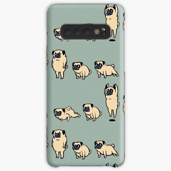 Pug Burpees Samsung Galaxy Snap Case