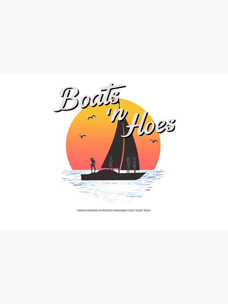 Boats n Hoes, World Premiere Of Prestige Worldwide's First Music Video, Step Brothers - First Word In Entertainment by clothorama