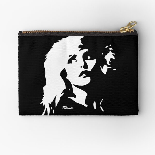 Blondie Female Rock and Punk Star Debbie GIFTS FROM MONOFACES FOR YOU IN 2020 Zipper Pouch