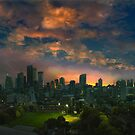 Magic Sunset by Igor Zenin